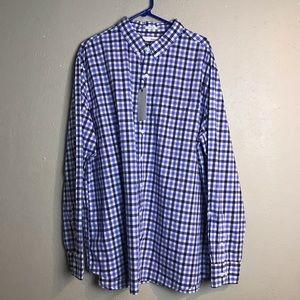 Hawker Rye button down shirt xxl T6